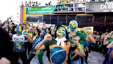 Brazil: A divided nation