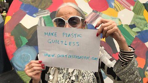 Guiltless plastic - designer Rossana Orlandi's mission