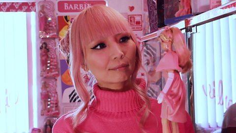 'I'm a Barbie girl, in a Barbie world'