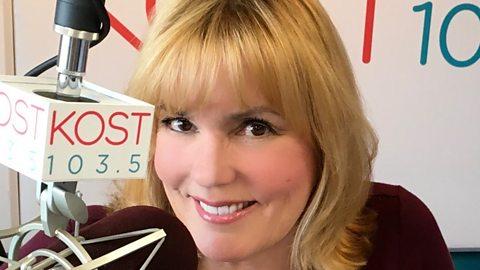 Karen Sharp from KOST 103.5 FM