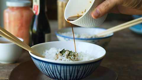 How 'real' soy sauce should taste