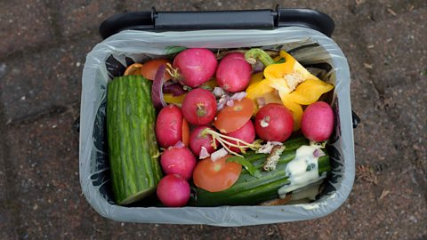 A simple way to prevent food waste