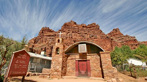 The Grand Canyon's hidden village