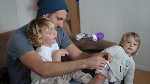 Male nanny: Would you have one?
