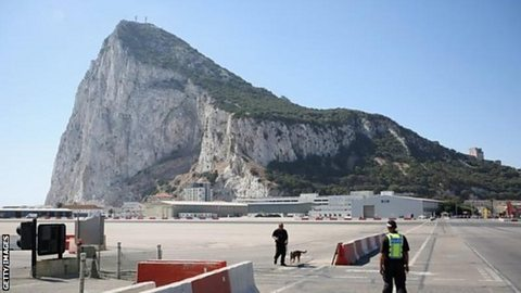 Ministers accused of ignoring Gibraltar's post-Brexit border