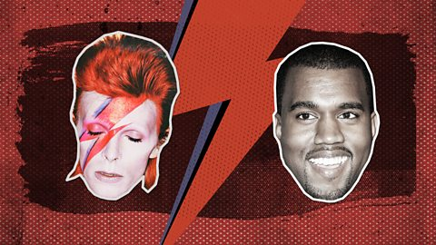 Could Kanye West be Bowie's 'Starman'?