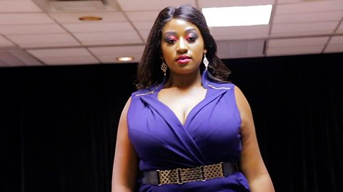 A beauty pageant that celebrates curves