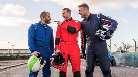 BBC Two - Top Gear