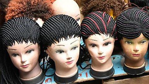 Tanzanian wig tax angers women