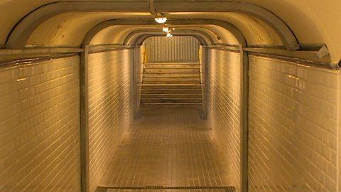 The secret lab where Nazis hid gold