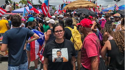 Why we're protesting in Puerto Rico