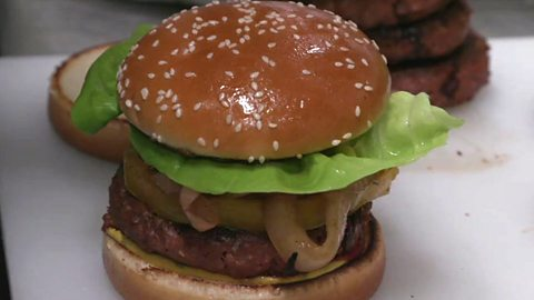 Could this burger save the planet?