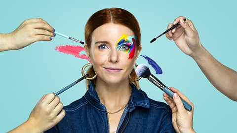 BBC Three - Glow Up: Britain's Next Make-Up Star, Series 1