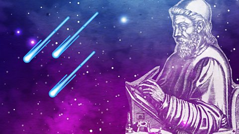 What medieval monks knew about space