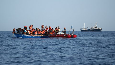 Have the residents of Lampedusa got compassion fatigue?