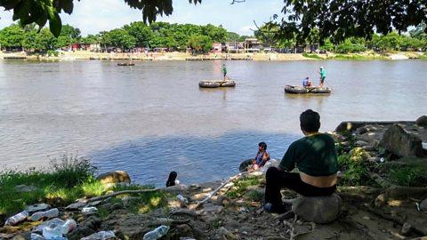 Tracing Migrants: Guatemala's border with Mexico