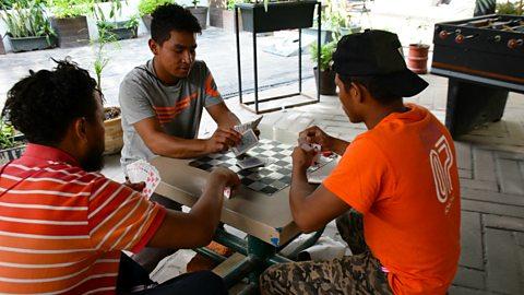 Tracing Migrants: Guadalajara