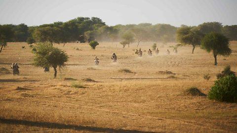 War in the Sahel