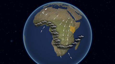 What's behind the recent rainfall in East Africa?