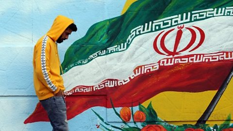 'If customers can't buy Iranian goods, the show stops'