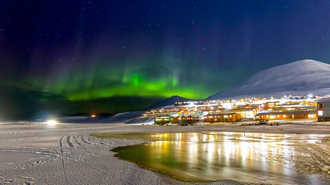 The Arctic town ruled by nature