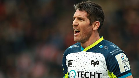 Ex-Wales back James Hook looks back on his 14 year rugby career