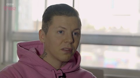 The Three Brief: Professor Green