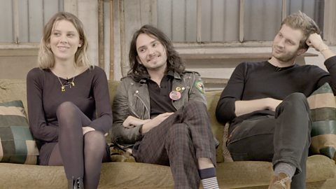 Sounds Random: Wolf Alice's fave warbles