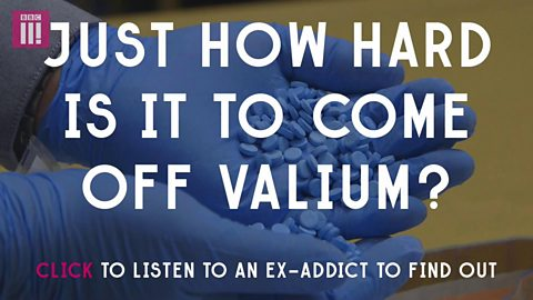 Just how hard is it to come off Valium?