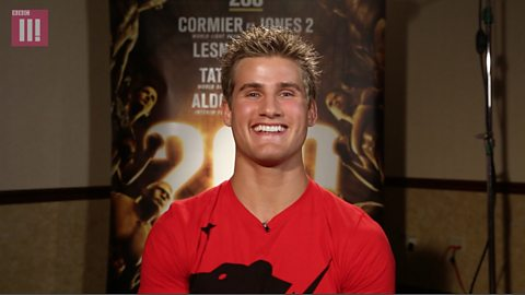 Meet Sage Northcutt: UFC's most upbeat fighter