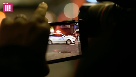 How New York's Cop Watchers are taking matters into their own hands