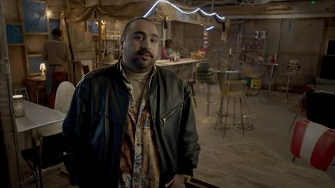 It's Ladies' Night. Every night. Welcome to Chabuddy's Champagne Steam Bar