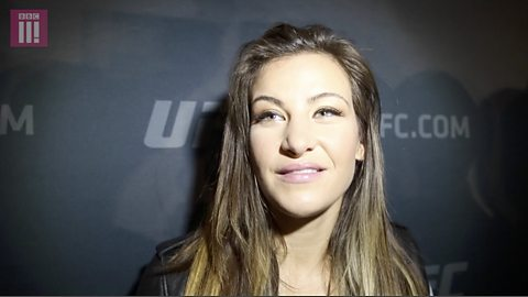 "UFC 205: The female fighters of UFC - ""I'm proud that I hit like a girl"""