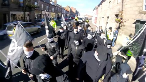 The neo-Nazi group that is about to be banned under UK terrorism laws