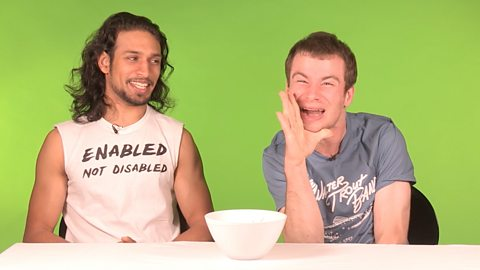 Things not to say to someone with cerebral palsy