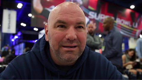 Dana White on McGregor v Mayweather and Rousey's future