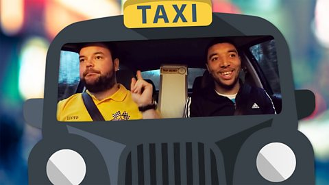 Taxi to Training with Troy Deeney