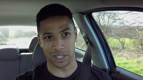 Taxi to Training with Curtis Davies