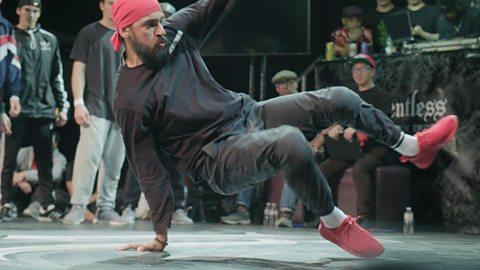 The UK's biggest hip-hop dance party