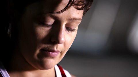 UFC Glasgow: Jo Calderwood her 'own worst enemy' fighting depression