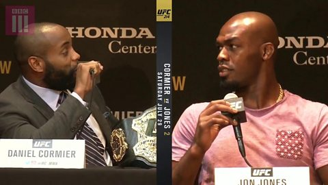UFC 214: 'I don't really like you Luke so I'm not going to answer your question'