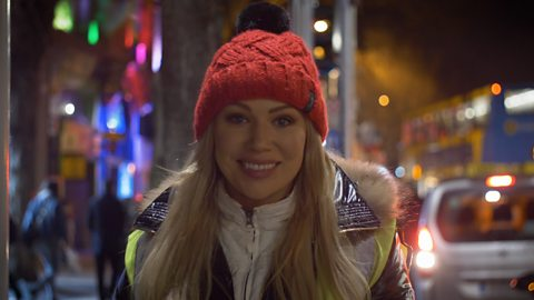 The Dublin resident raising thousands to keep homeless people warm