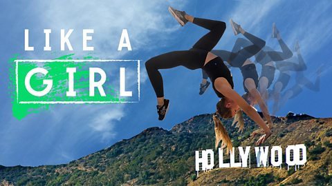 Like A Girl: Freerunner Katie McDonnell