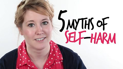Five myths about self-harm