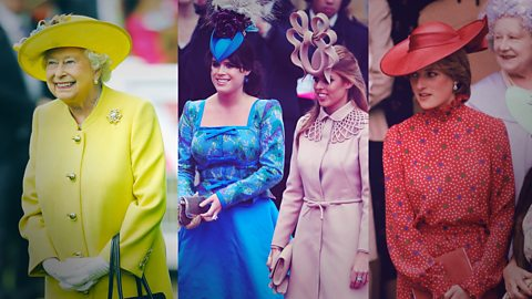 Why it's not a royal wedding without fancy hats