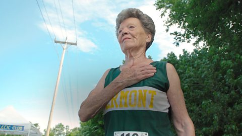 The 84-year-old pole vaulter who has won 750 medals