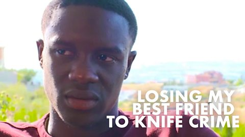 Reenel on losing his best mate to knife crime