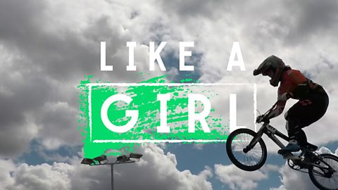Like A Girl: World junior BMX champion Bethany Shriever