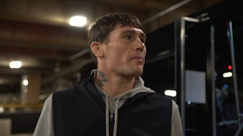Behind the scenes at UFC 228 with Darren Till