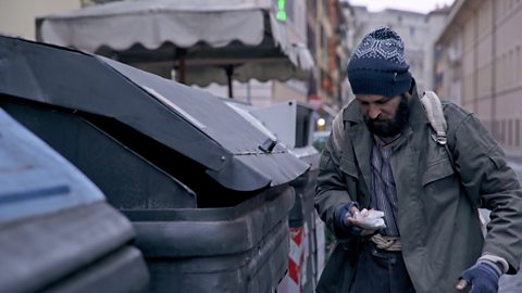 Food waste: The UK versus France